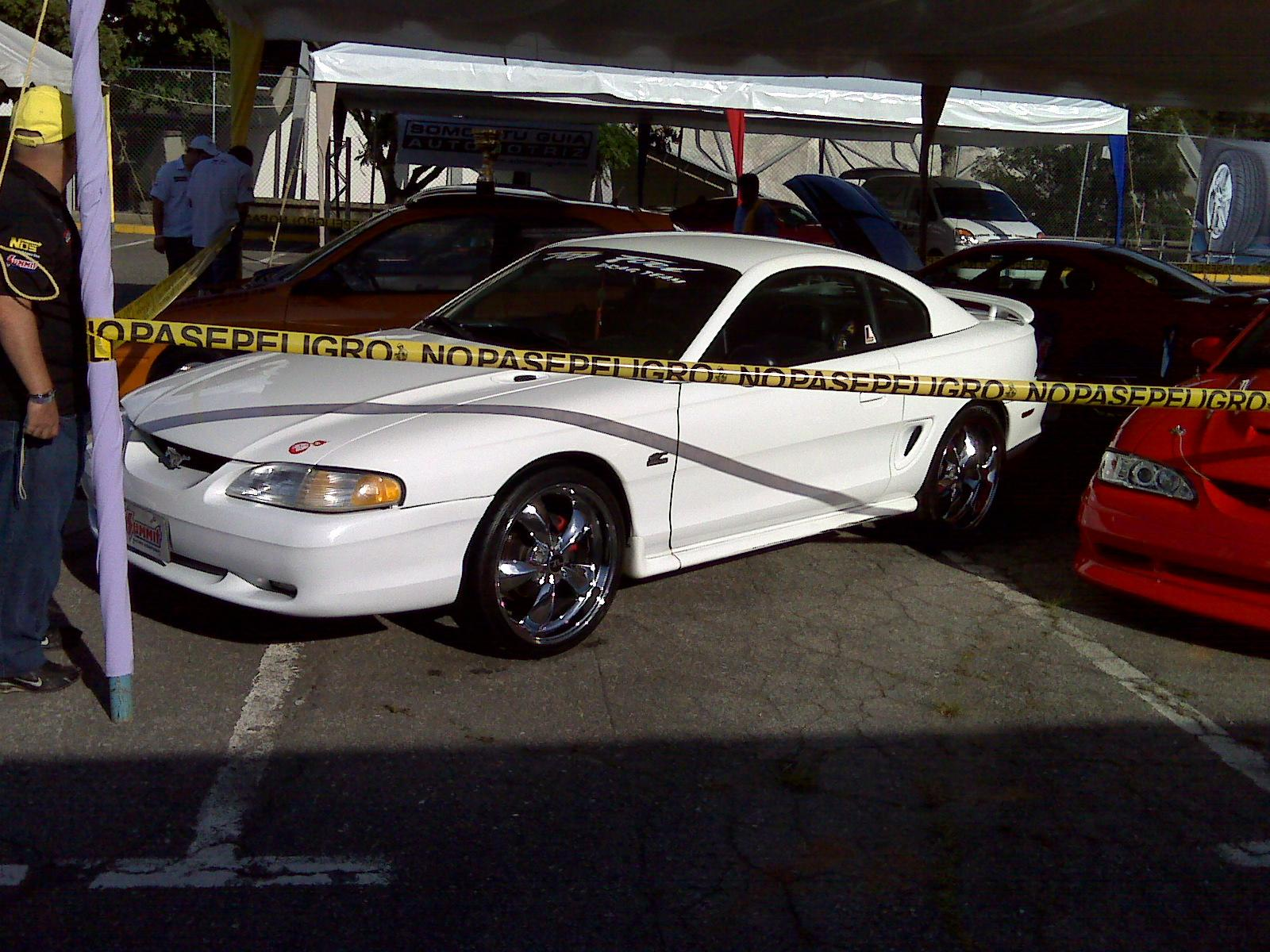 marmindo 1995 Ford Mustang