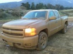 Djwilsons 2008 Chevrolet Silverado 1500 Extended Cab