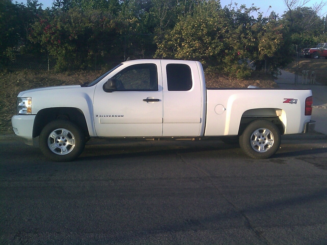 Another Djwilson 2008 Chevrolet Silverado 1500 Extended Cab post... - 15046600