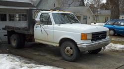 DarthSaturos 1987 Ford F350 Super Duty Regular Cab