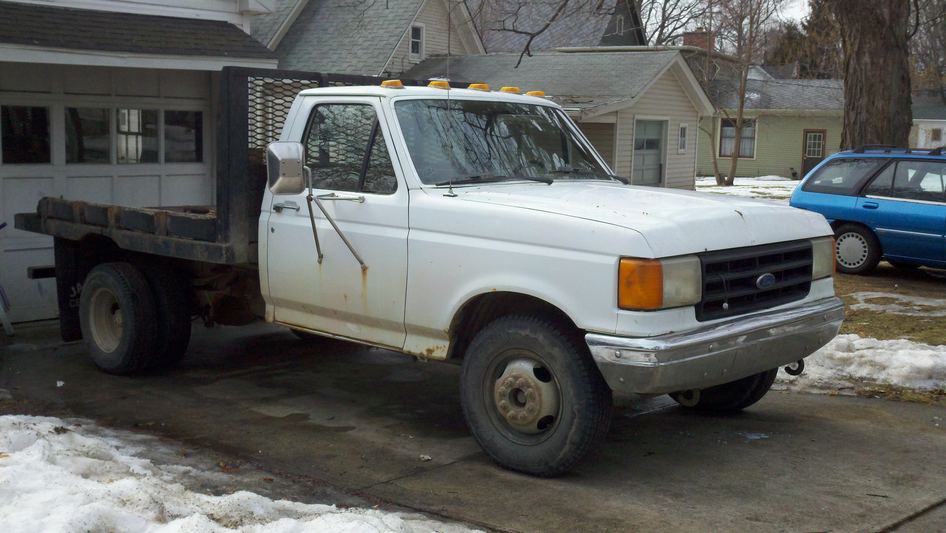 doctorcliff 1989 Ford F350 Super Cab Specs s Modification