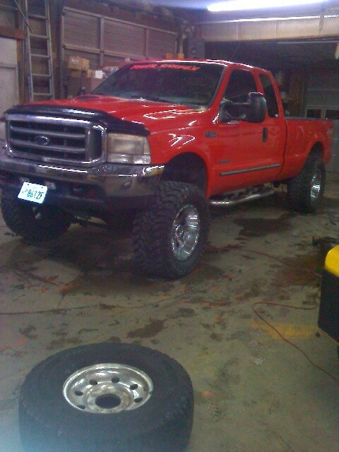 Another nielsencc86 1999 Ford F350 Super Duty Super Cab post... - 15046954