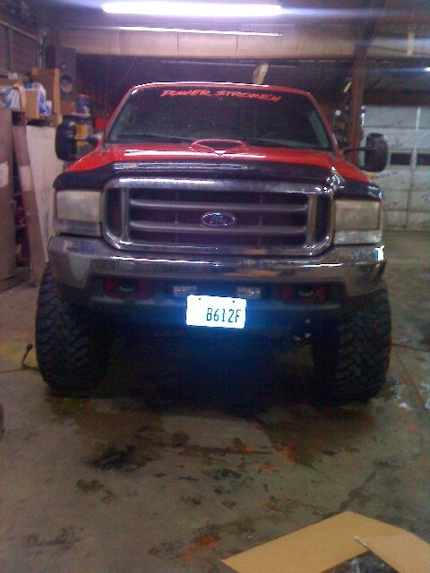 Another nielsencc86 1999 Ford F350 Super Duty Super Cab post... - 15046955