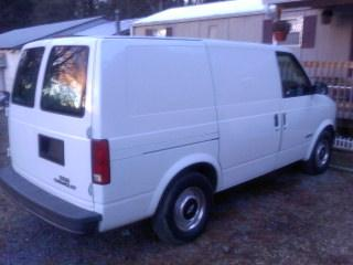 Another ASTROCREEPIN 1997 Chevrolet Astro Cargo post... - 15045732
