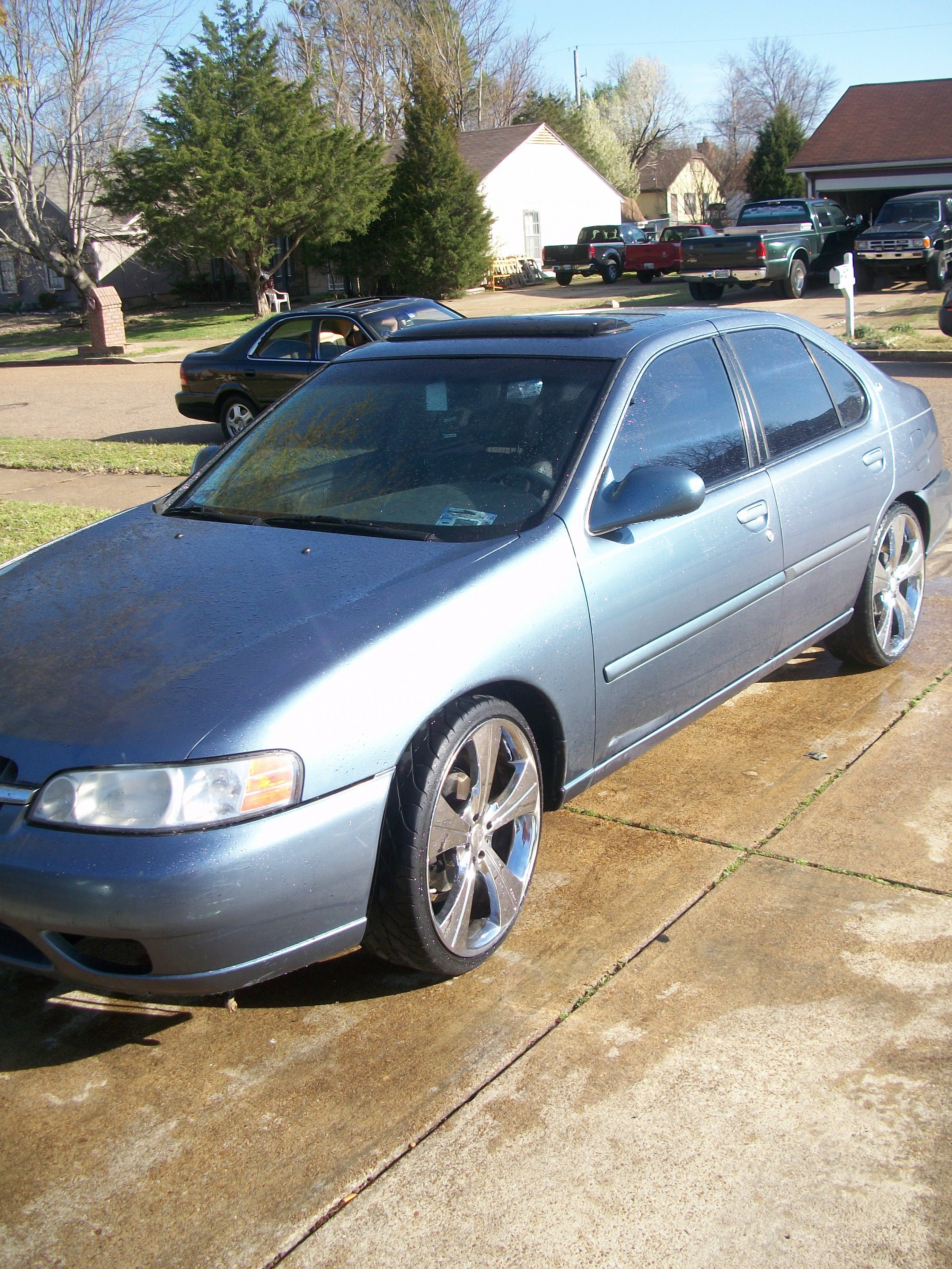 Another DjRichAsz 2000 Nissan Altima post... - 15047601