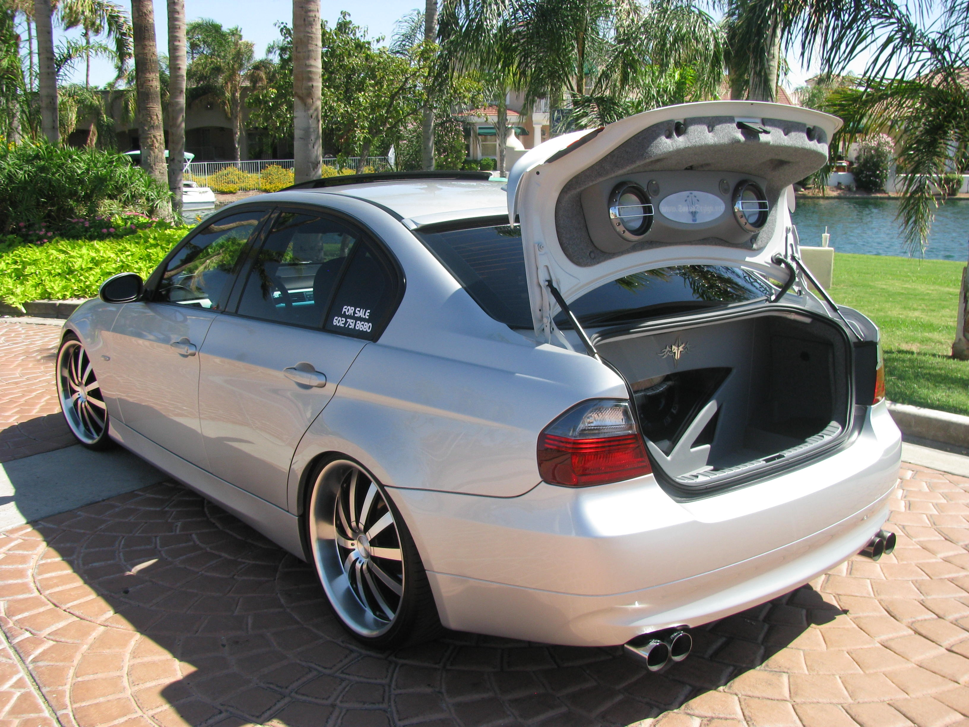 SwaHealy 2007 BMW 3 Series328i Sedan 4D Specs, Photos ...