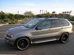 SwaHealys 2004 BMW X5