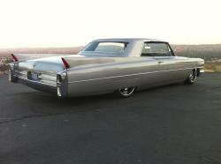 SwaHealy 1963 Cadillac DeVille