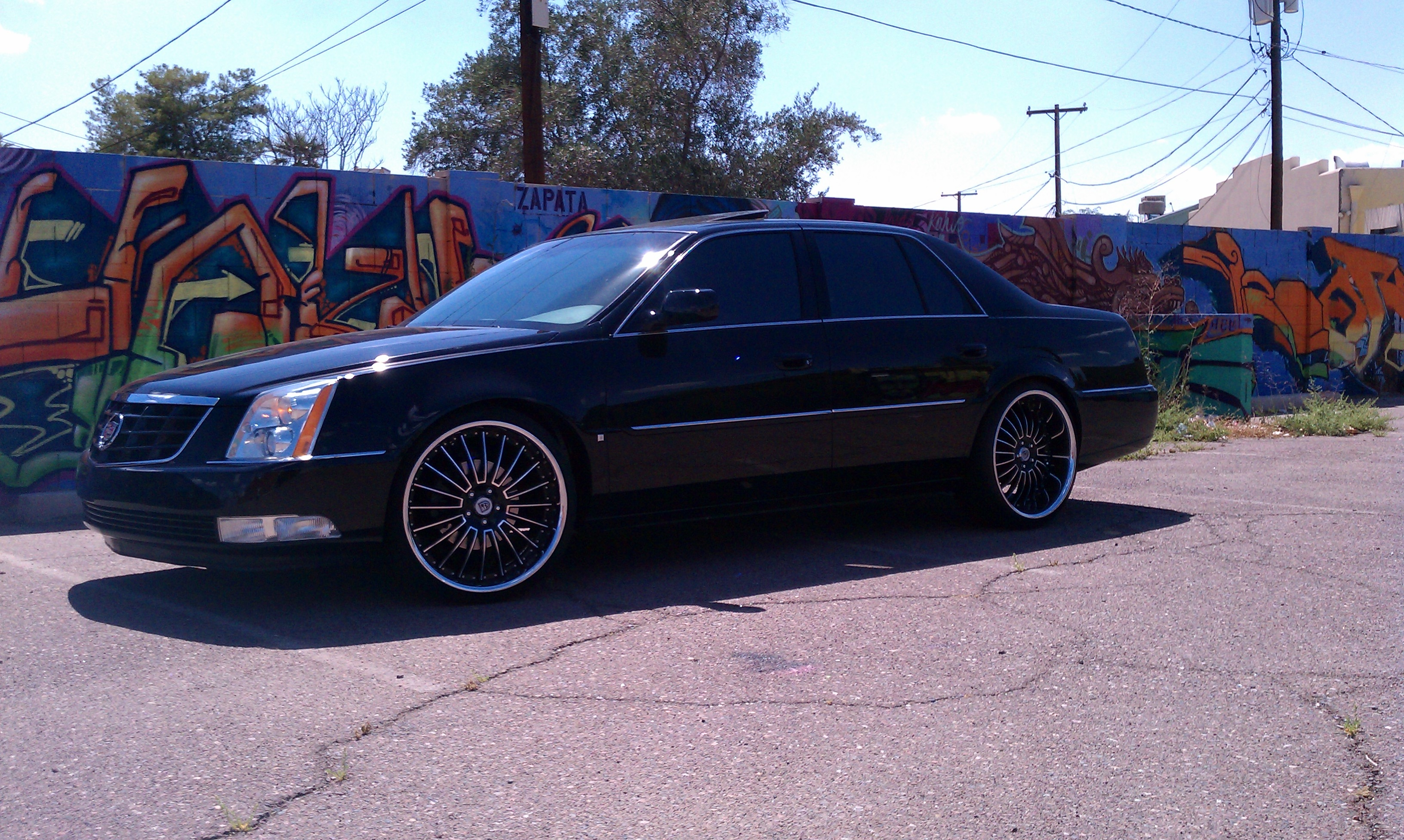 dts cadillac for htm sale