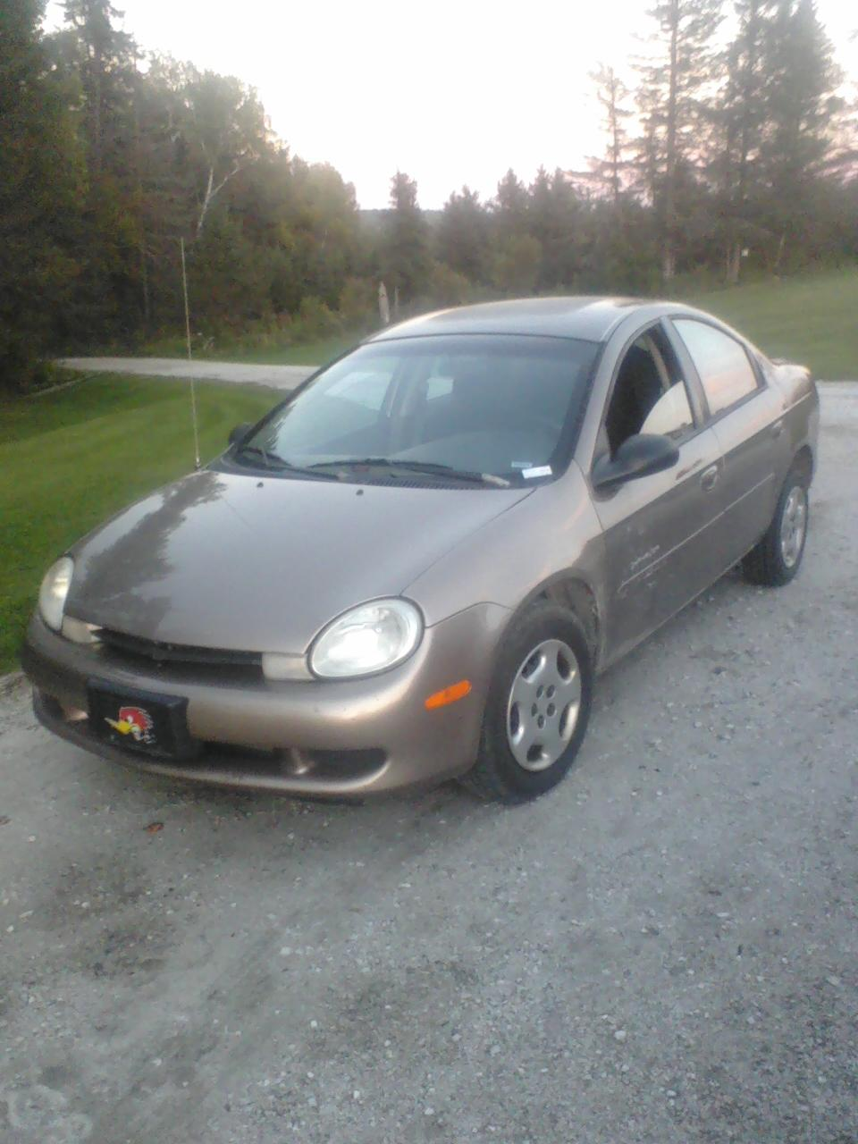 kingofkaz's 2001 Chrysler Neon