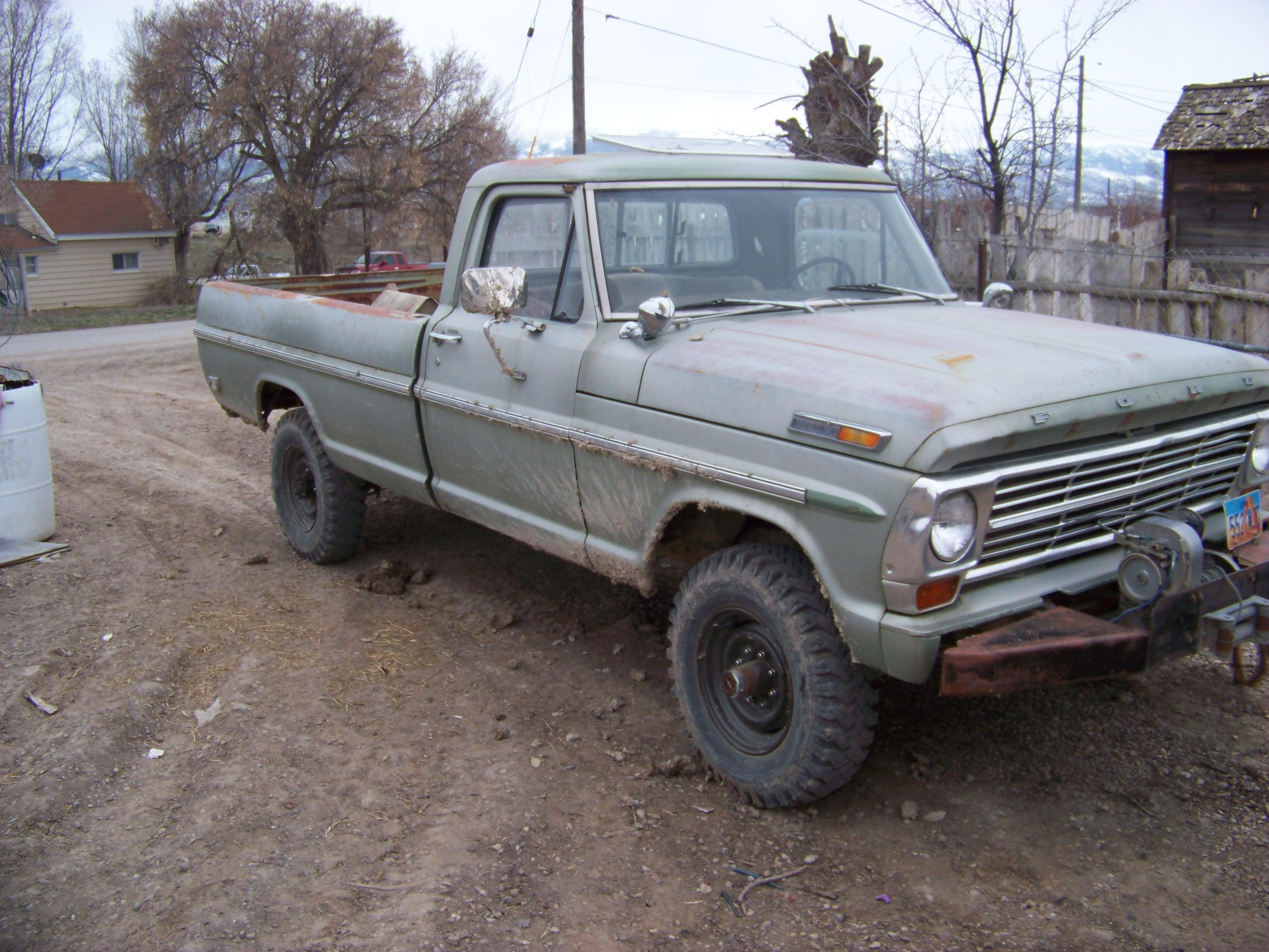 1969 F250 Related Keywords Suggestions Long Tail Ford F 250 Highboy 4x4 Probed Out Regular Cab Specs Photos