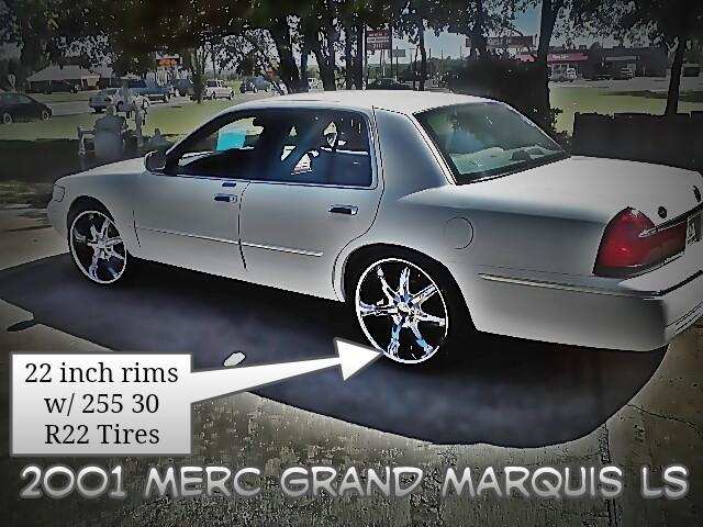 lip0juan 2001 mercury grand marquisls sedan 4d specs photos modification info at cardomain cardomain