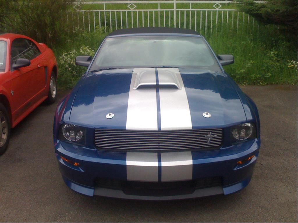 This is my 2008 Mustang Shelby