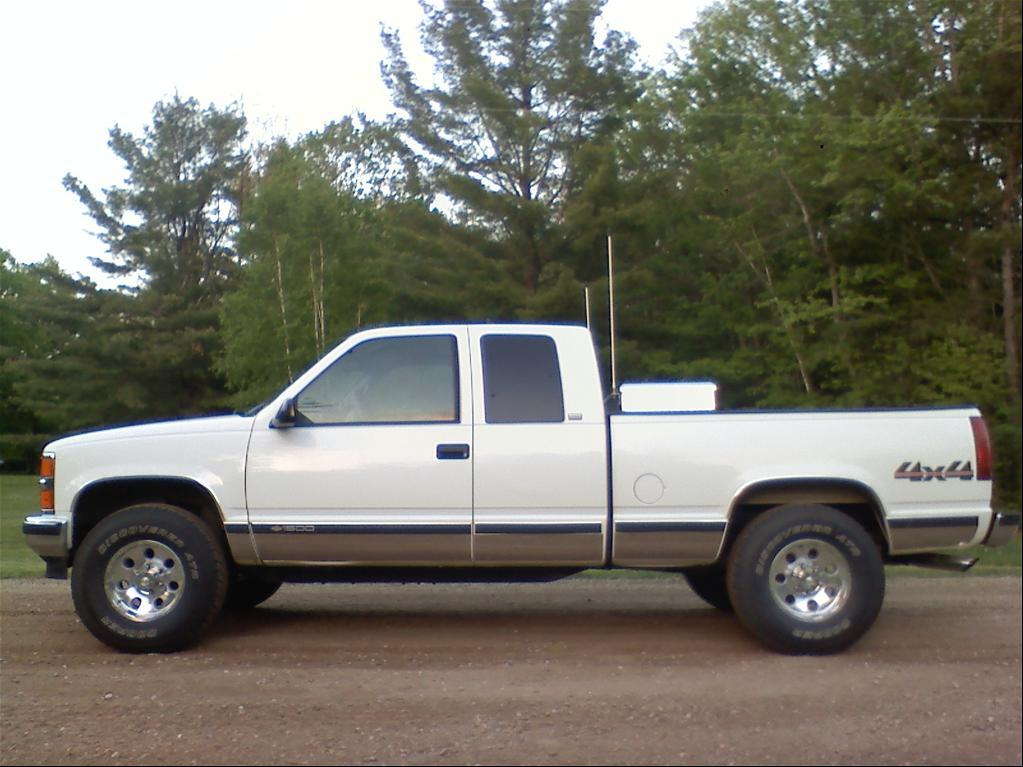 1996chevyman 1996 Chevrolet 1500 Extended Cab 15050721
