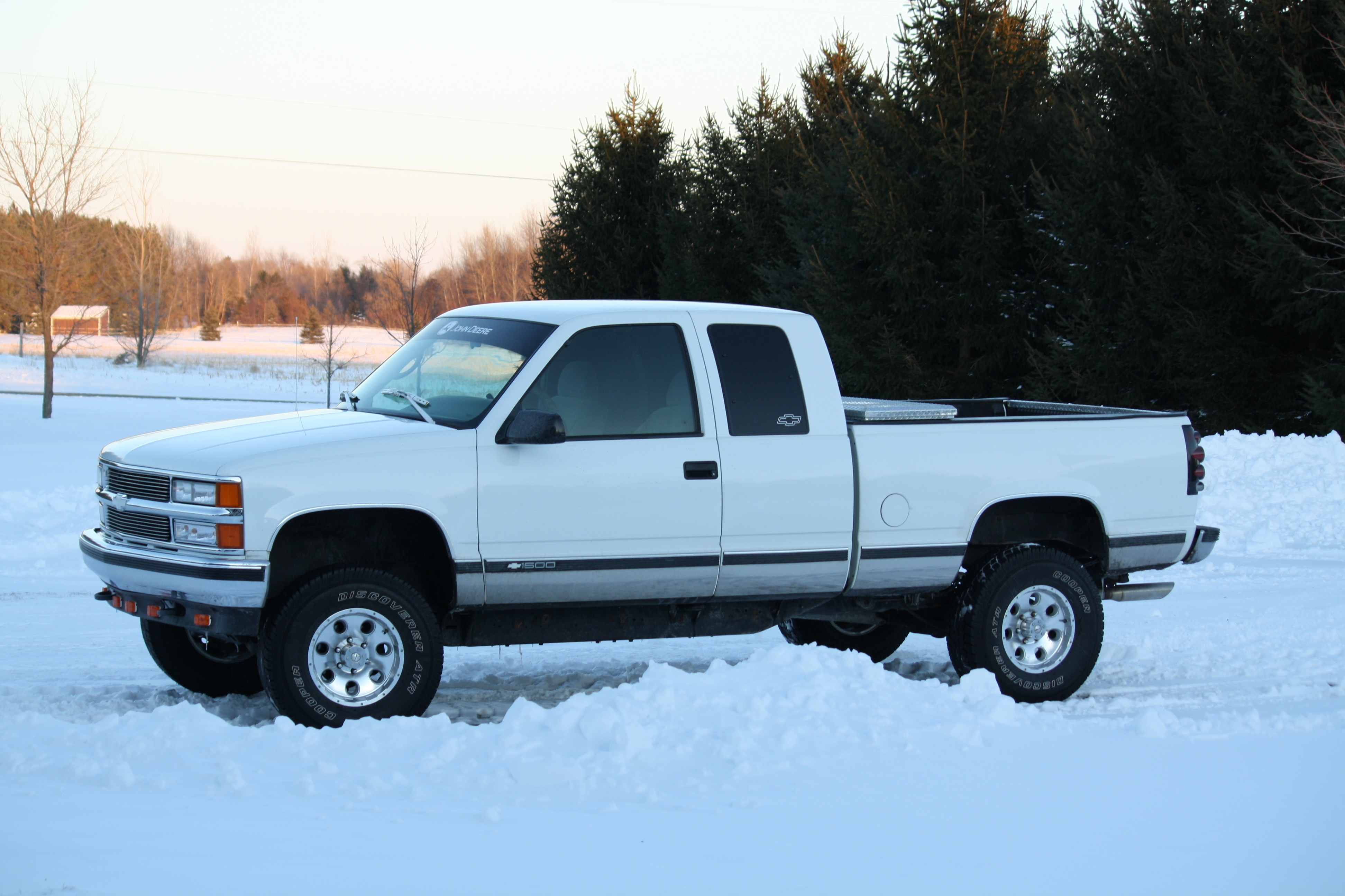 1996chevyman's 1996 Chevrolet 1500 Extended Cab