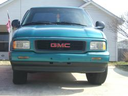 GP_SE 1994 GMC Sonoma Regular Cab