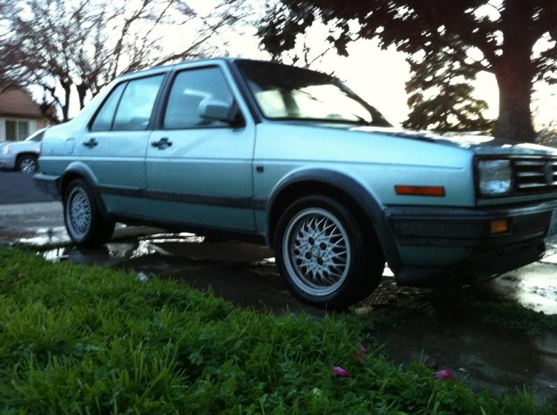 Another jorgee 1990 Volkswagen Jetta post... - 15051398