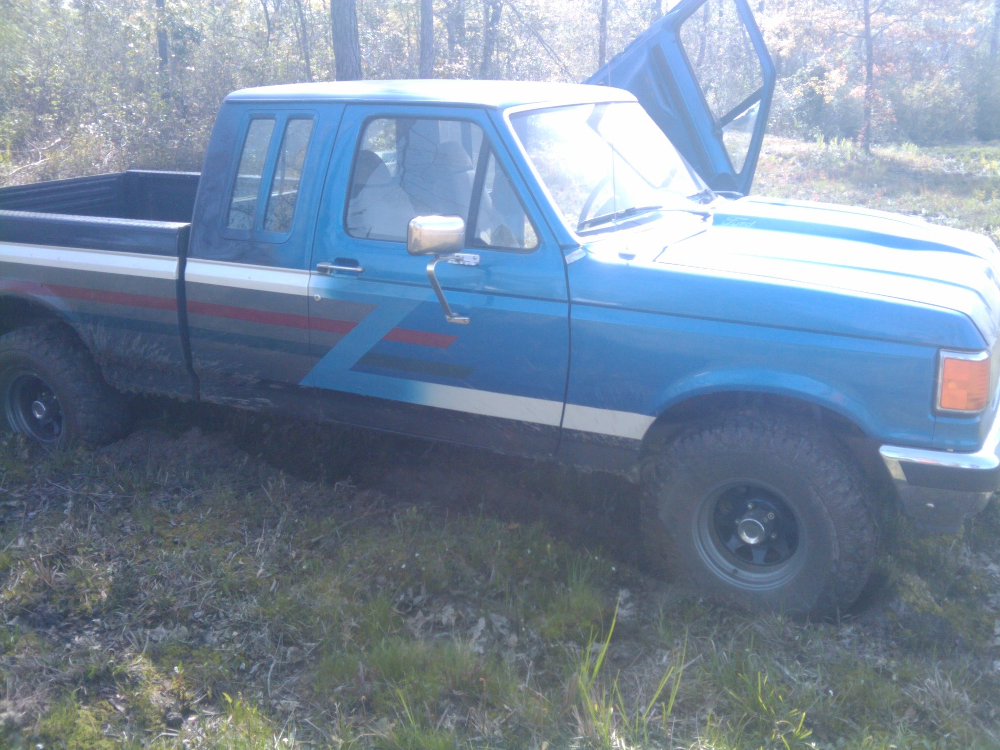 Another BlueBeast550 1987 Ford F150 Super Cab post... - 15053075