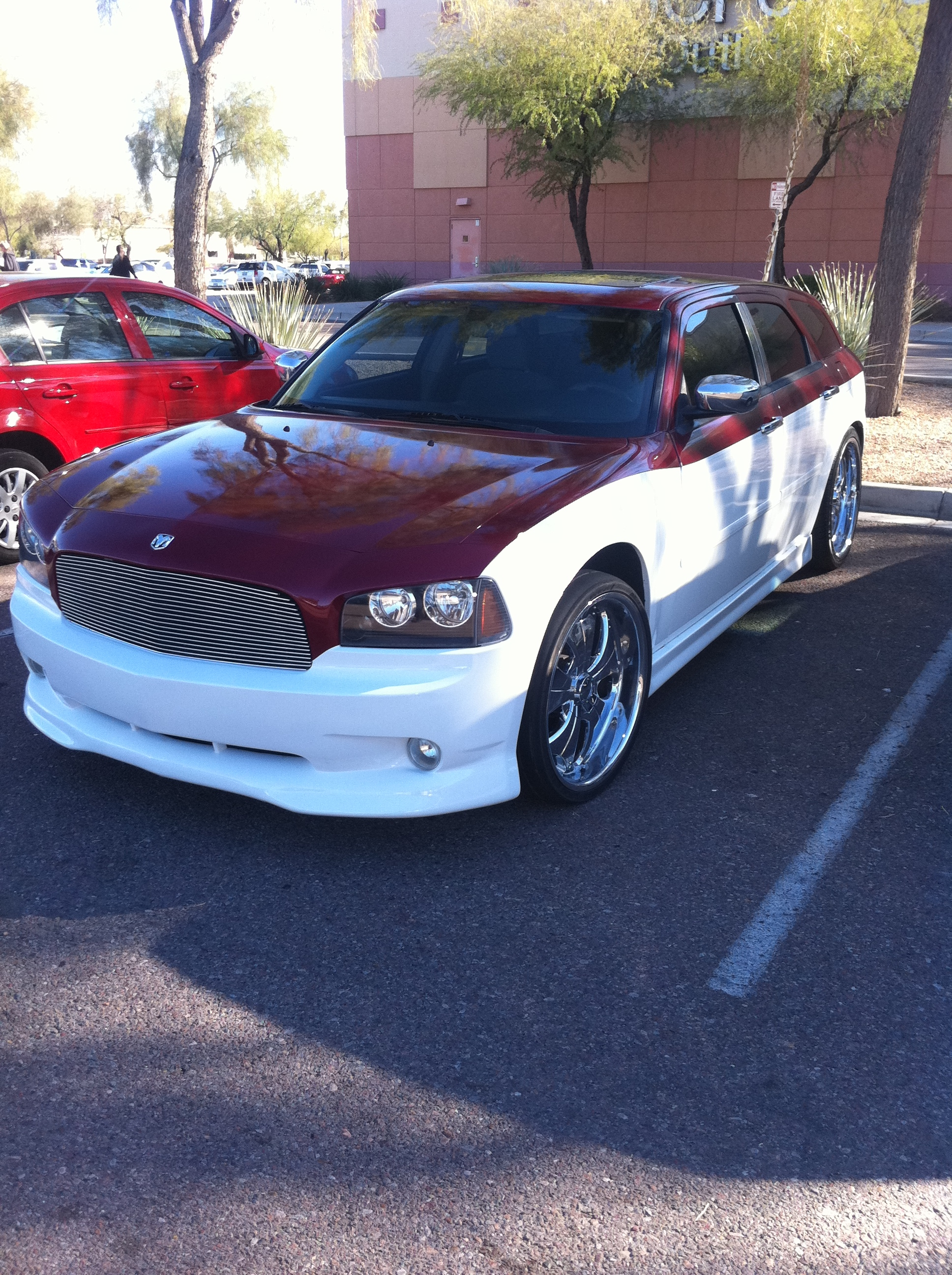 Another Checkmymagnum 2006 Dodge Magnum post... - 15053252