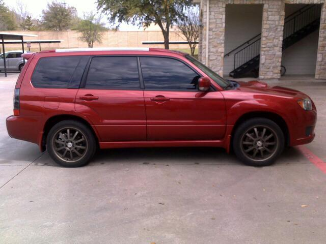 Sugarbitch 2008 Subaru Forester