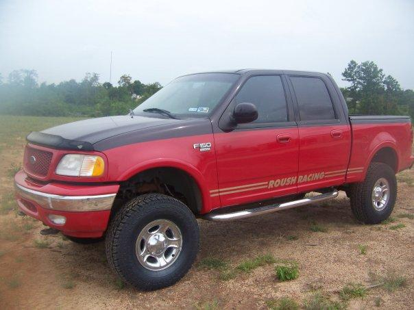 2002 ford f150 extended cab wheelbase