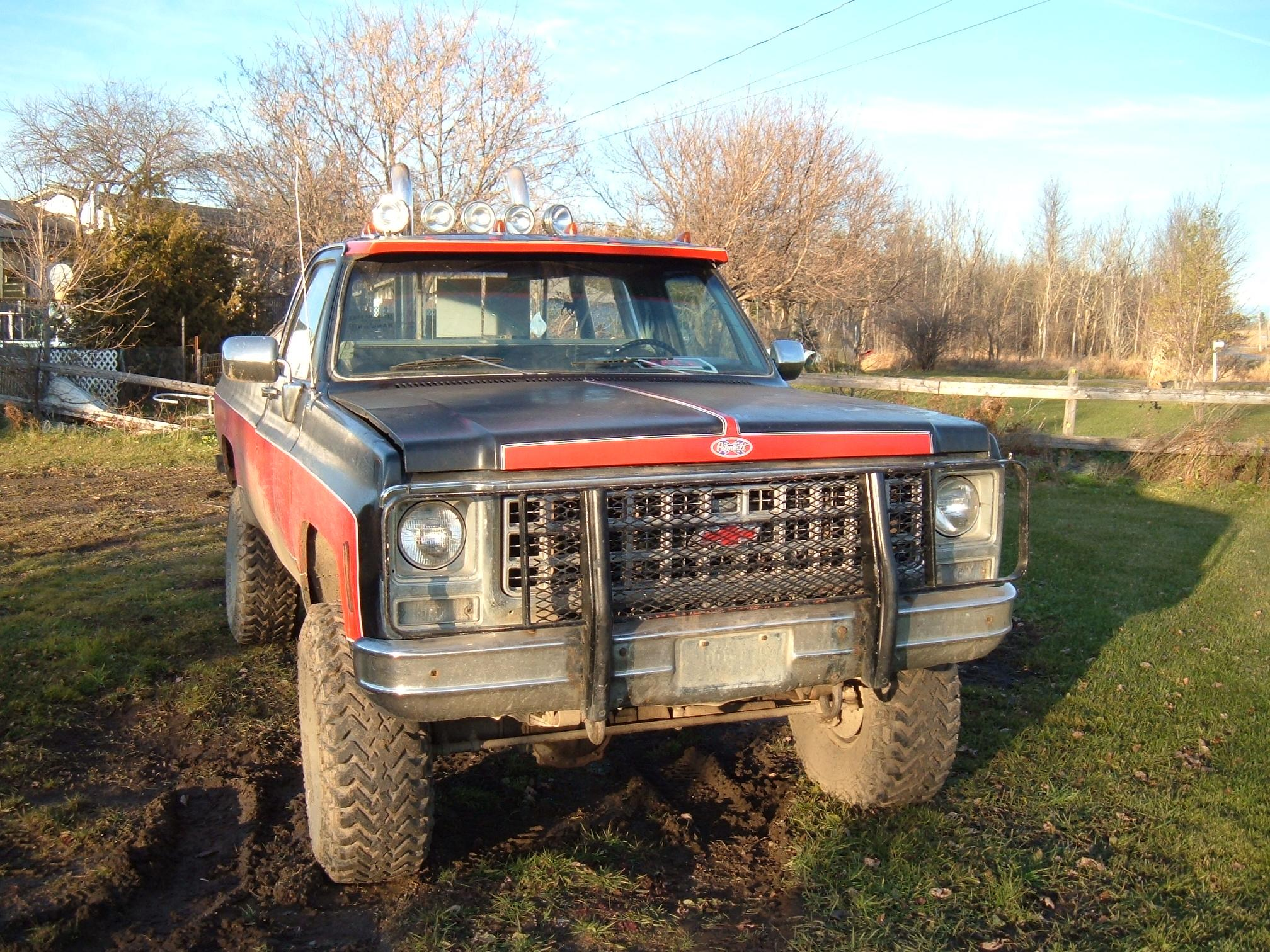 Another krazy44 1985 GMC Sierra (Classic) 1500 Regular Cab post... - 15053642