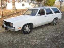 lesdecarrs 1980 Ford Fairmont