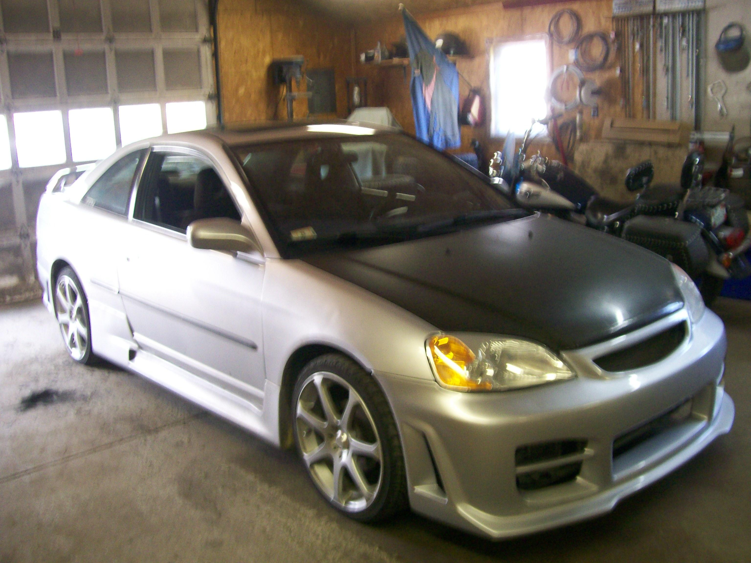 IrwinMobile 2001 Honda Civic