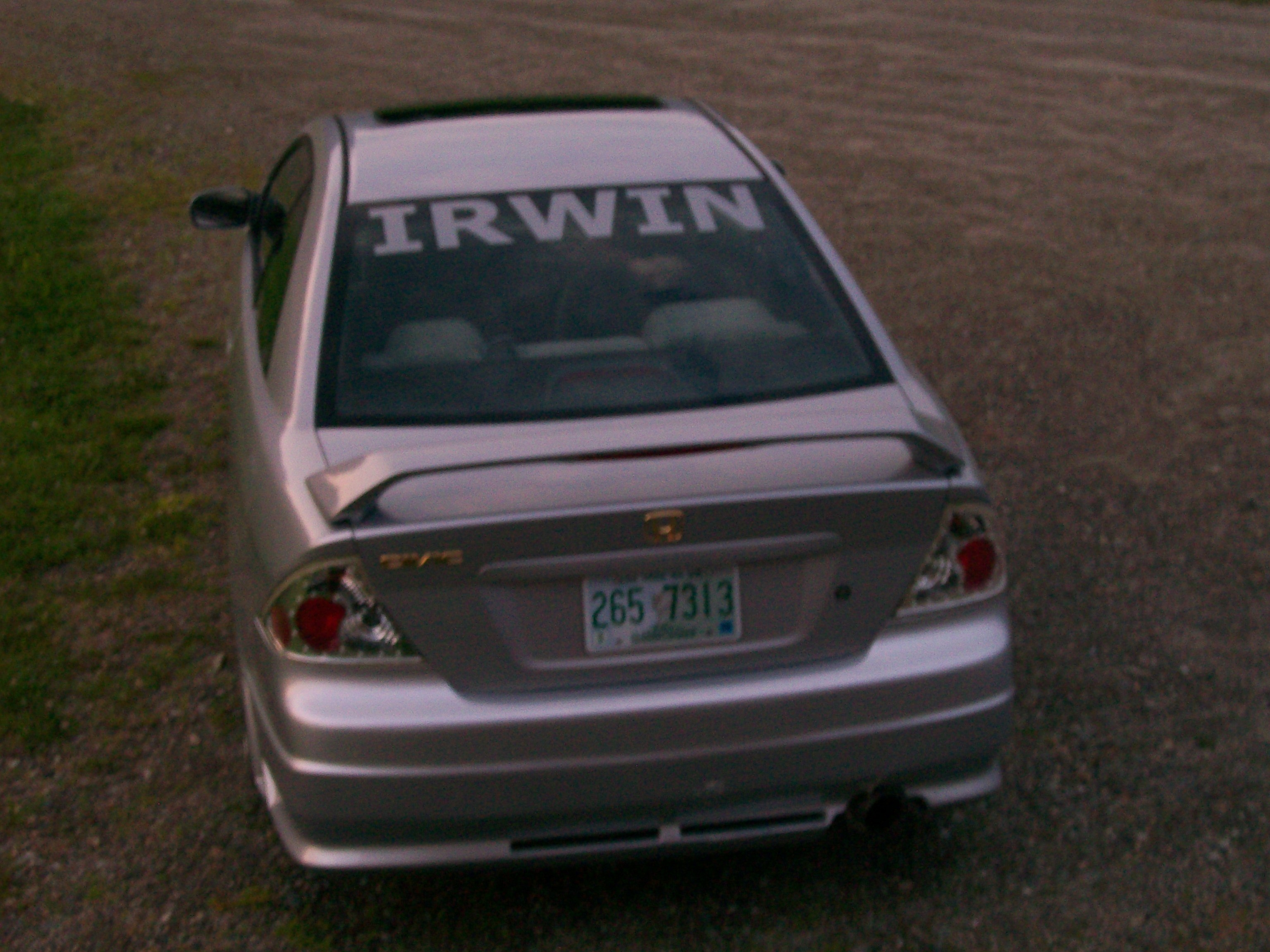 Another IrwinMobile 2001 Honda Civic post... - 15054006