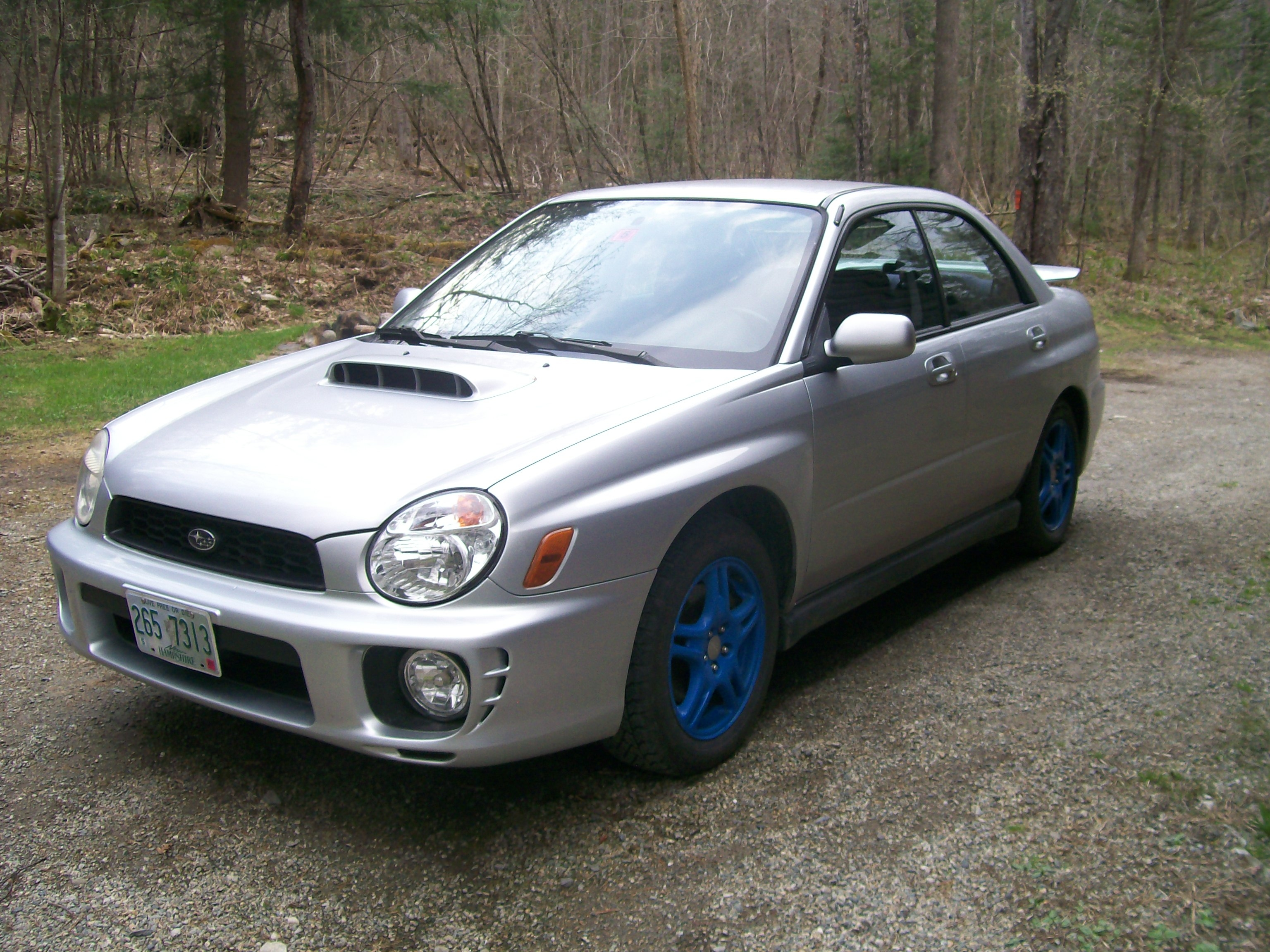 Another IrwinMobile 2003 Subaru Impreza post... - 15054034