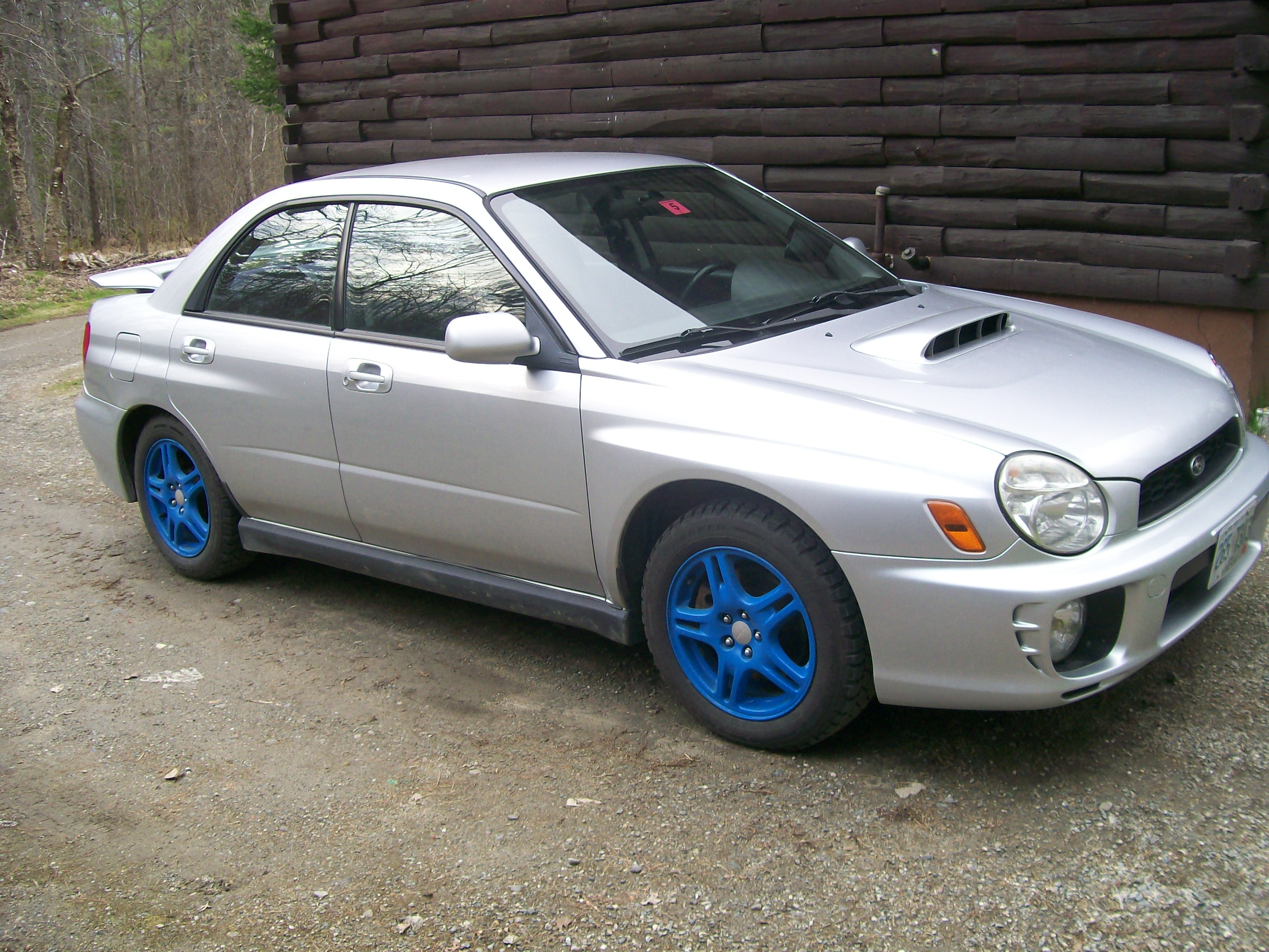 Another IrwinMobile 2003 Subaru Impreza post... - 15054035