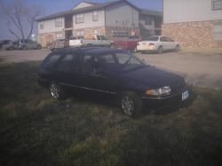mattcatt788s 1994 Mercury Tracer