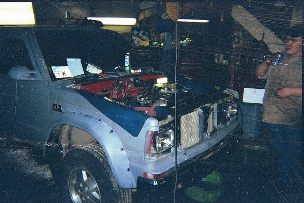 Another mistastacks 1989 Chevrolet S10 Extended Cab post... - 15054168