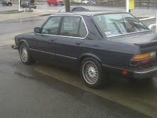 Another matthew780 1987 BMW 5 Series post... - 15052584