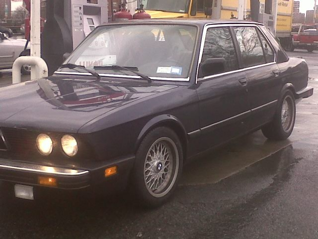 Another matthew780 1987 BMW 5 Series post... - 15052595