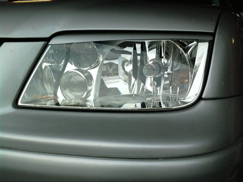 Euro E-Code Headlights