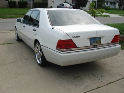 jeff_cooperriders 1994 Mercedes-Benz S-Class