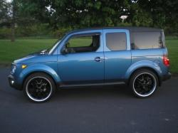 ceetee24s 2006 Honda Element
