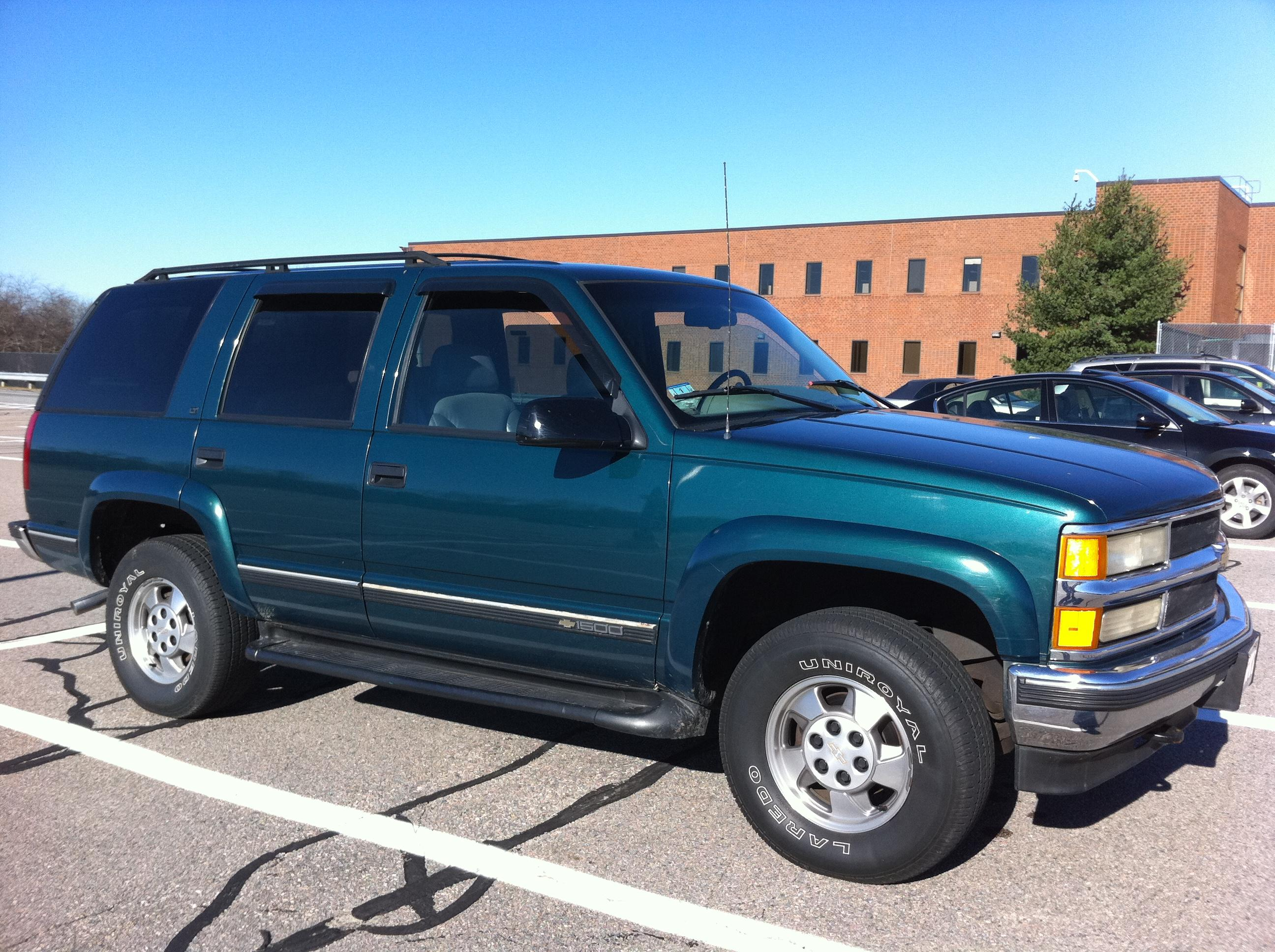 Another MourningWoody 1995 Chevrolet Tahoe post... - 15055540