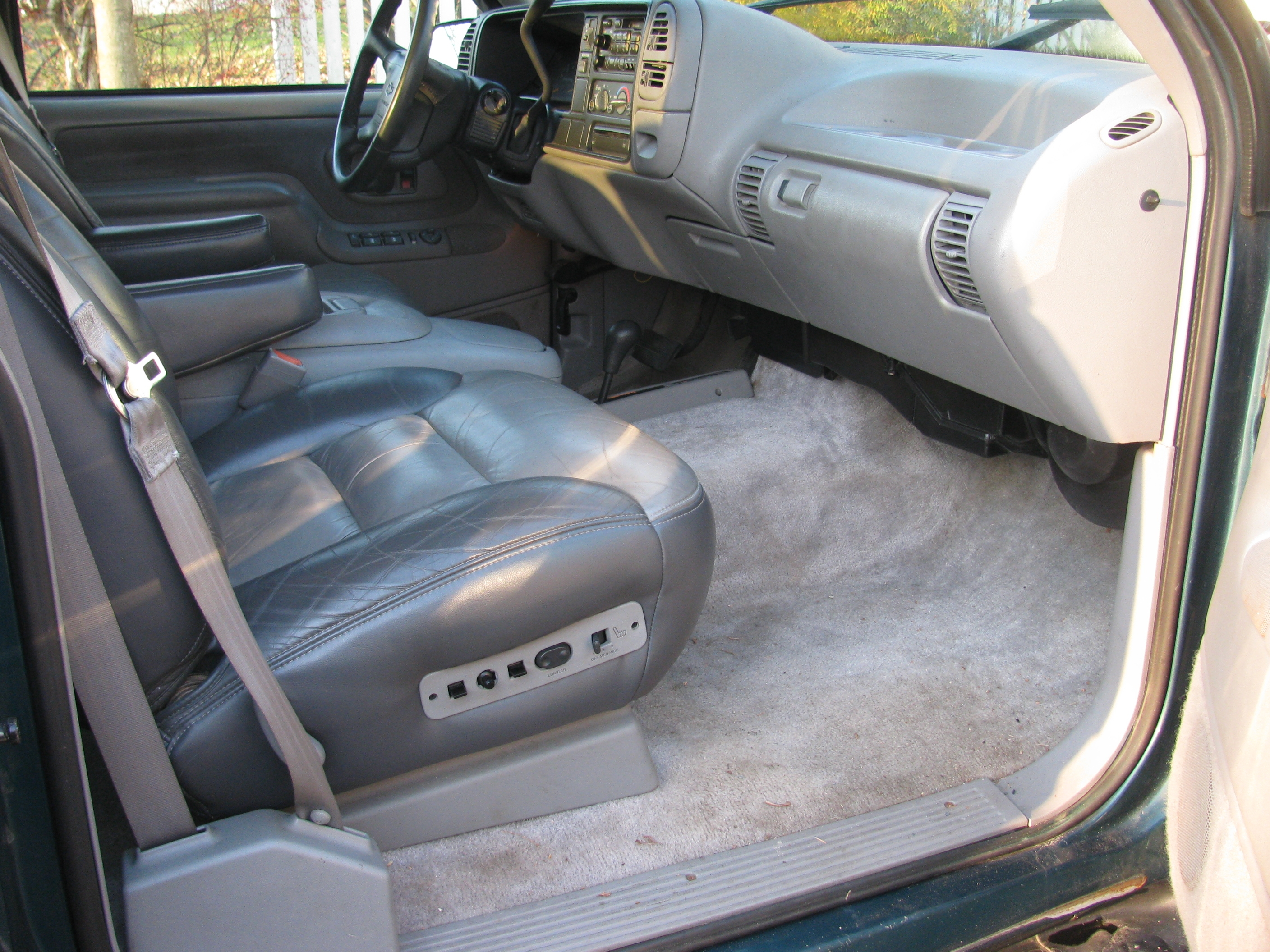 Another MourningWoody 1995 Chevrolet Tahoe post... - 15055544
