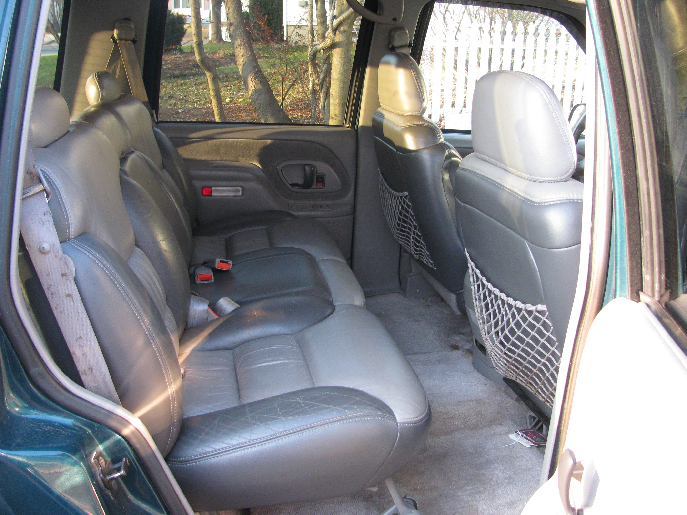 Another MourningWoody 1995 Chevrolet Tahoe post... - 15055545