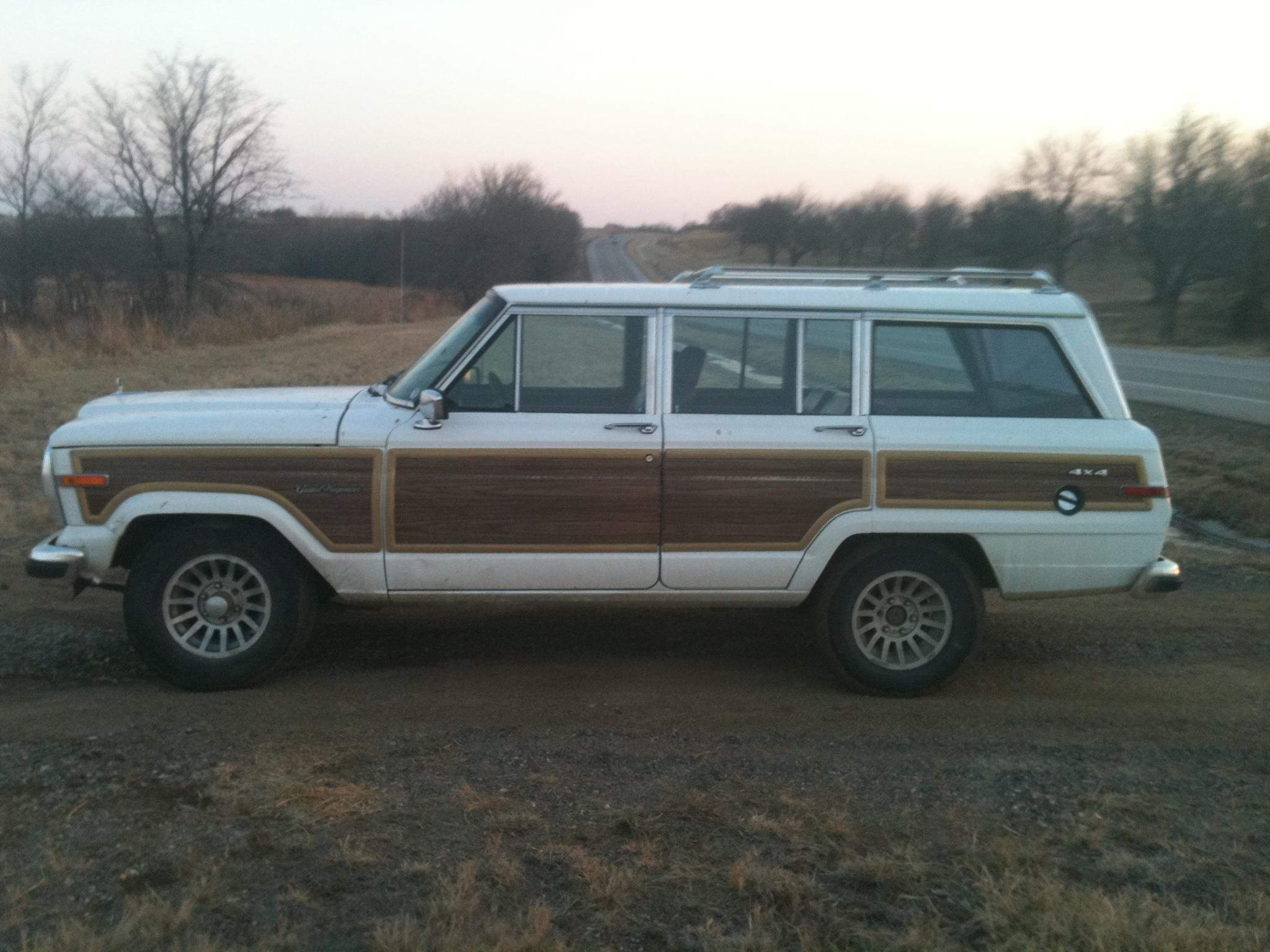 Another bamealor1976 1989 Jeep Grand Wagoneer post... - 15056081