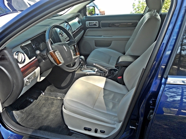 Another taresmkz 2007 Lincoln MKZ post... - 15056158