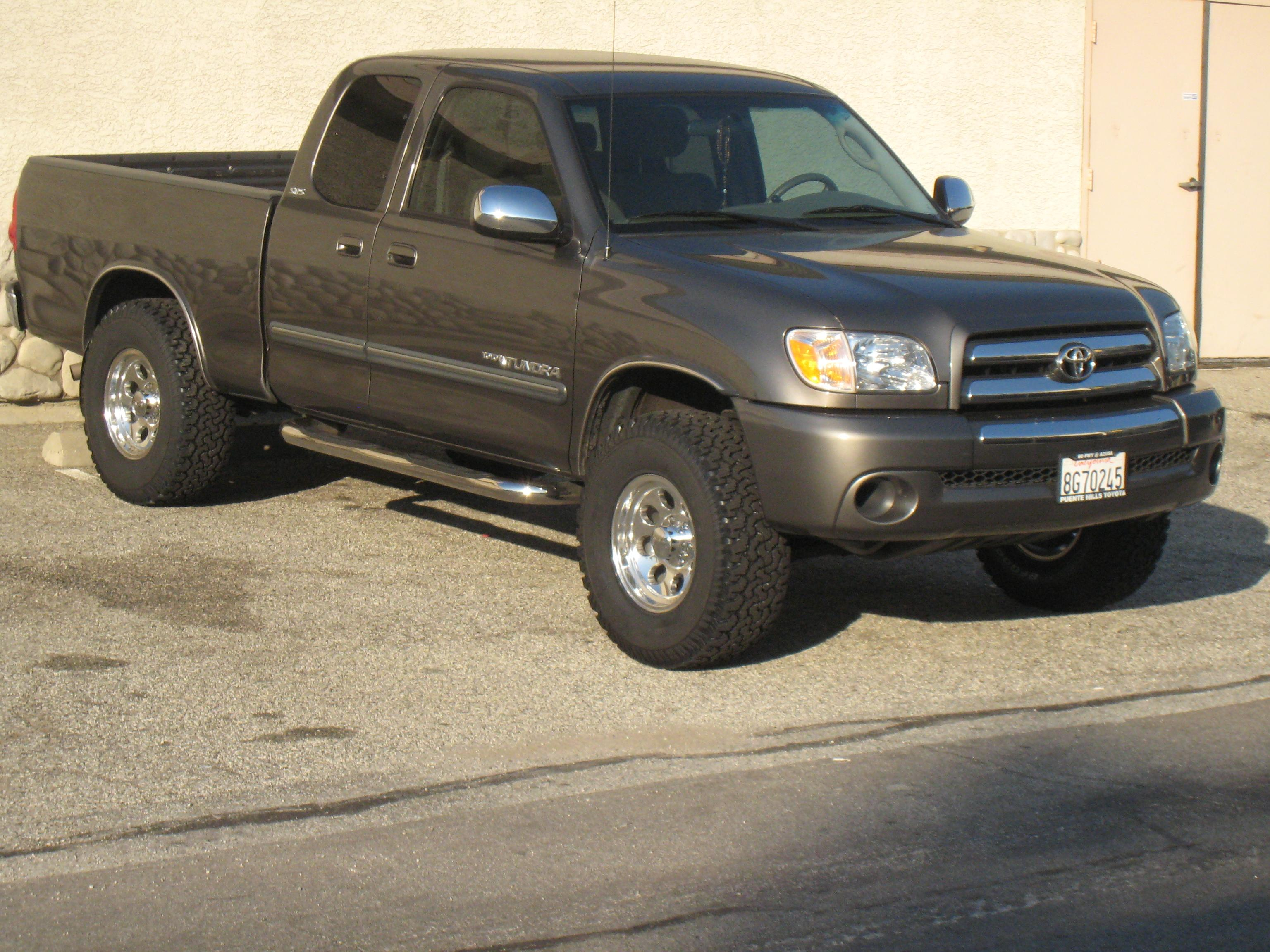 reyes26jr 2006 Toyota Tundra Access CabSR5 Pickup 4D 6 1/2 ...