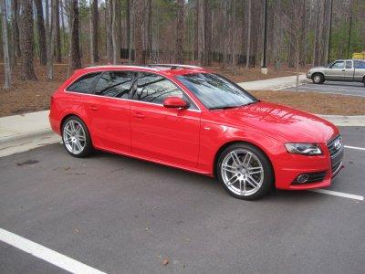 benprojected51's 2011 Audi A4