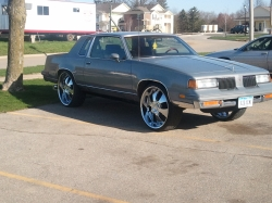 CookieMonster08s 1987 Oldsmobile Cutlass