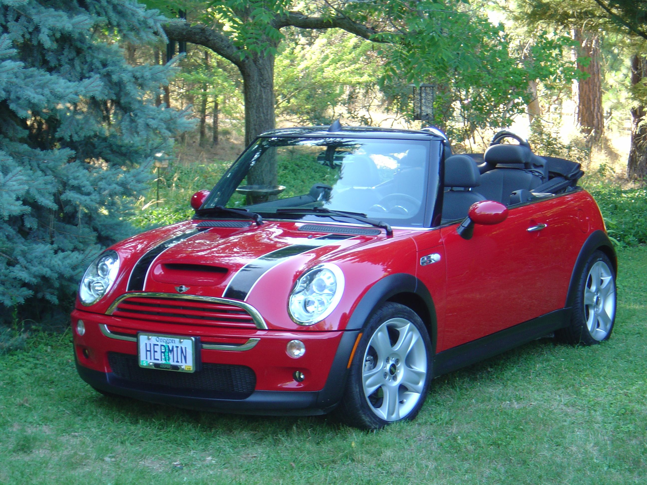 tsiggy 2005 mini coopers convertible 2d specs photos modification info at cardomain. Black Bedroom Furniture Sets. Home Design Ideas