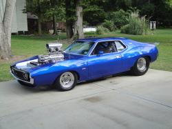 blownamxs 1973 AMC Javelin