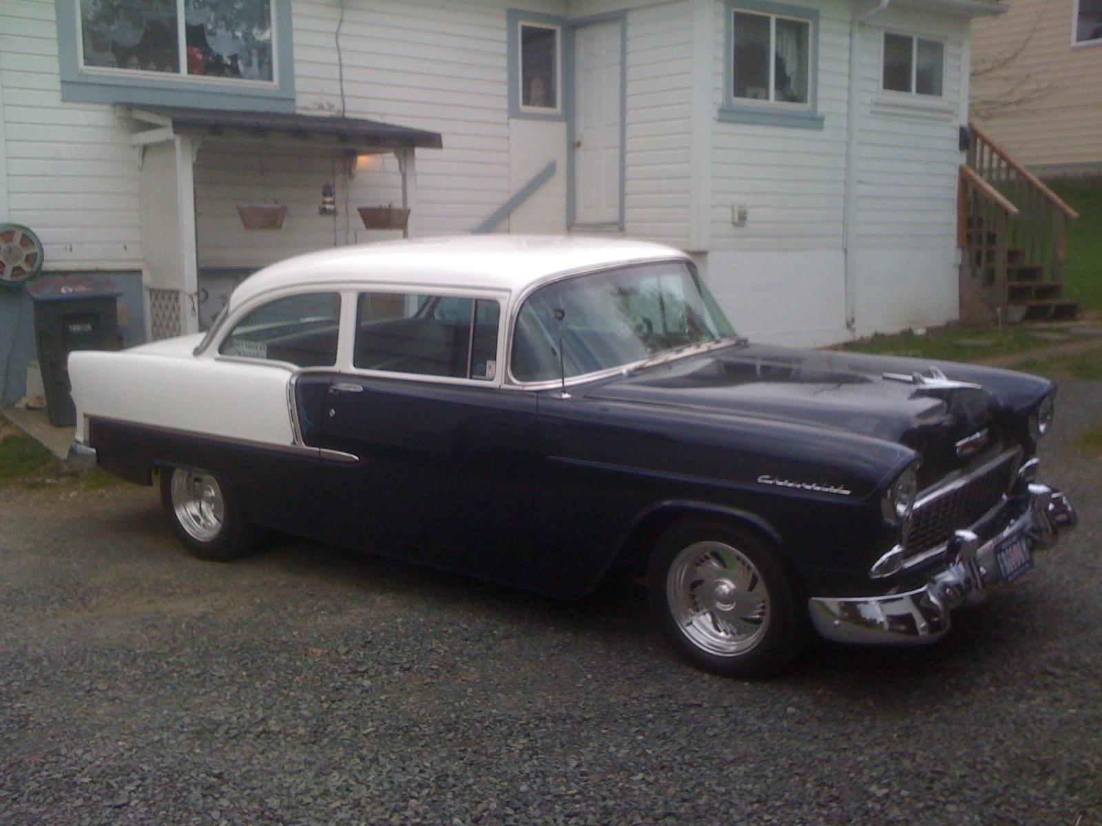 Another BigBadWolf55 1955 Chevrolet Delray post... - 15057708