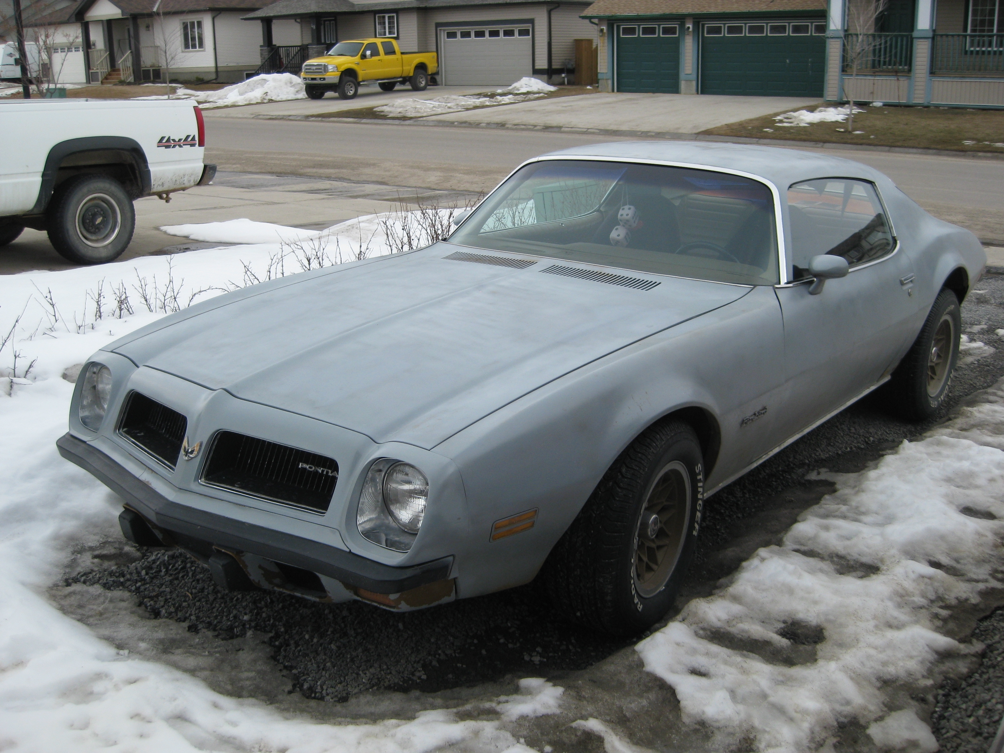 Another riaden14 1974 Pontiac Firebird post... - 15058143